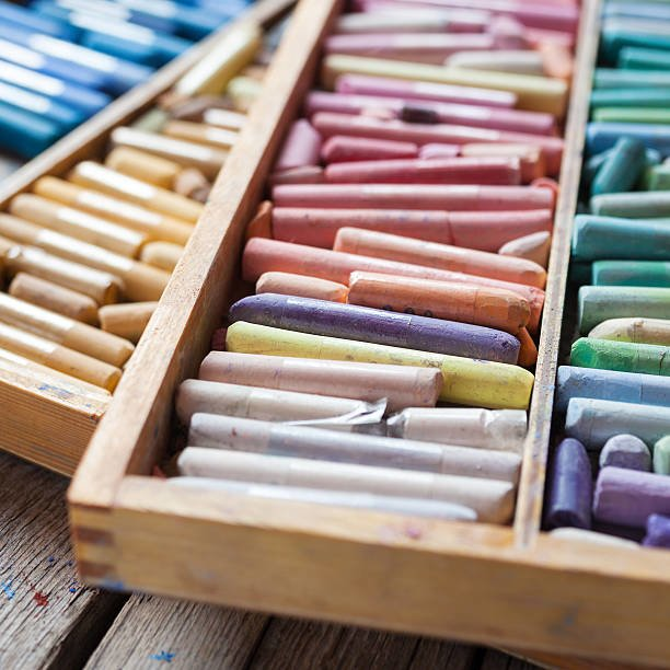 Portraiture Course: Using Pastels or Watercolours